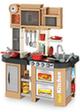 Кухня «КАПУЧИНО» с водой, буфетом и 2 холодильниками