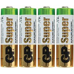 Батарейки AA (LR6) Ultra Alkaline
