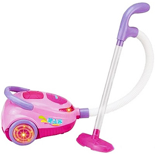 Детский игрушечный мини-пылесос