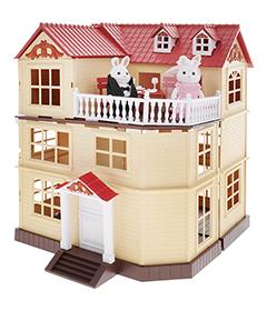 Домик для зайчиков Happy Family 012-10