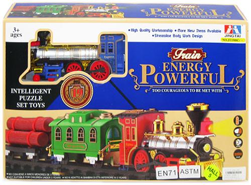 """Игровая железная дорога """"Energy PowerFul"""""""