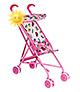 Кукольная коляска-трость 9302s