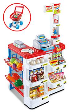 """Игровой набор """"SuperMarket"""" с тележкой и кассой"""