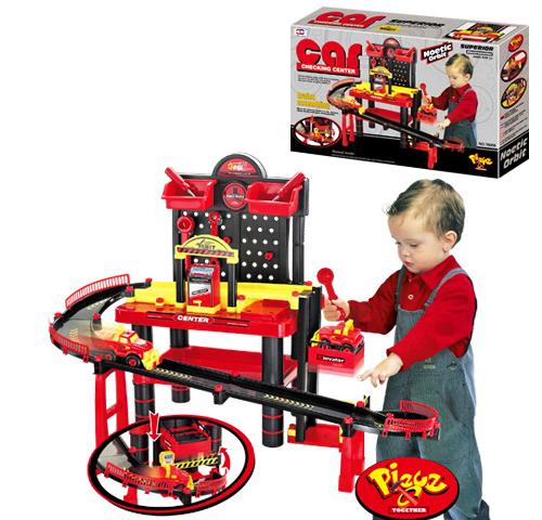 """Игровой набор для мальчика """"АвтоСервис"""""""