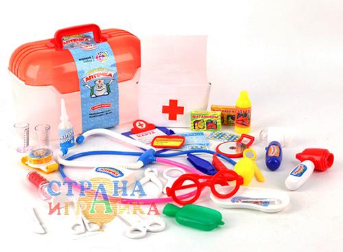 """Набор доктора для девочек """"Волшебная аптечка Maxi-2"""""""