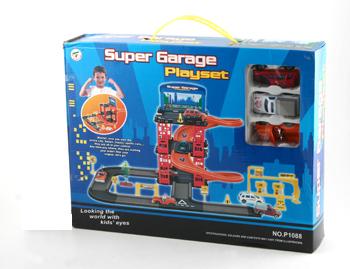 Детская игрушечная парковка 1088