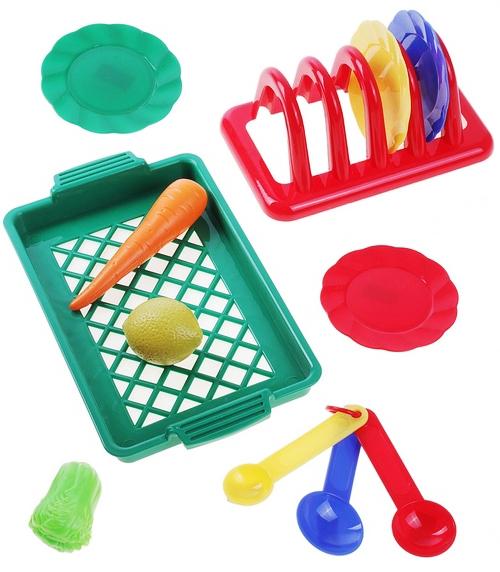 """Набор посуды и продуктов """"FUNNY KitchenSet - 5"""""""