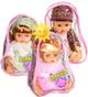 Говорящая кукла Алина в прозрачном рюкзачке