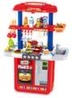 Кухня «Играйка» серии VIP ГРИЛЬ 2-в-1 (с минимаркетом)