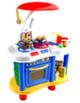 Мини-кухня с полочкой и звуковой книгой рецептов