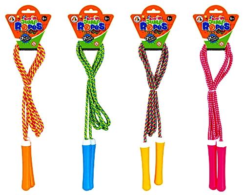 Скакалка детская 2м (текстиль)