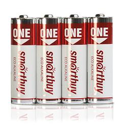 Батарейки AA (LR6) Alkaline ECO