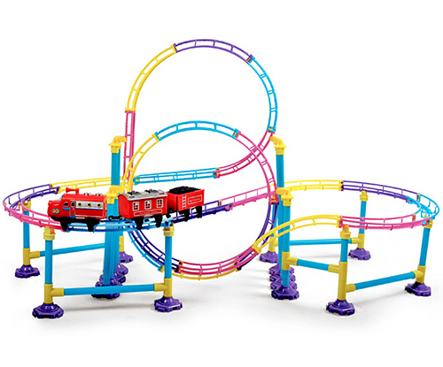 "Железная дорога аттракцион ""Roller Coaster"""