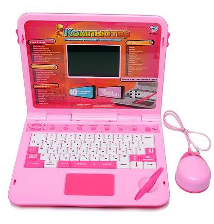Детский компьютер-ноутбук 7025