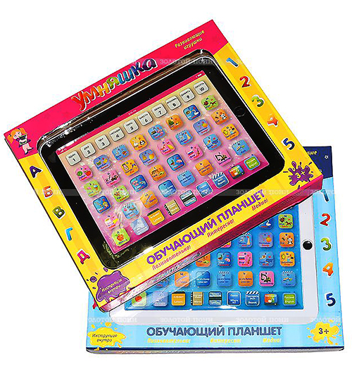 Планшетный компьютер для детей 82006