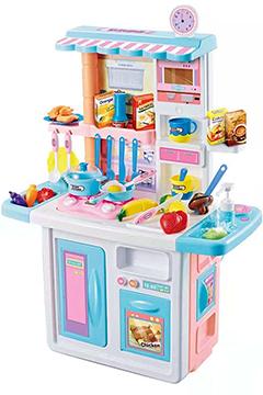 Кухня «ЭЛЬЗА» с водой и разрезными продуктами