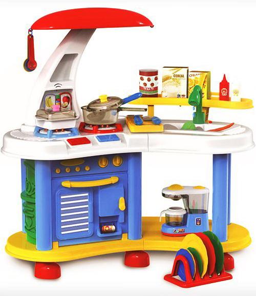 Кухонный мини-центр с водой и кофеваркой
