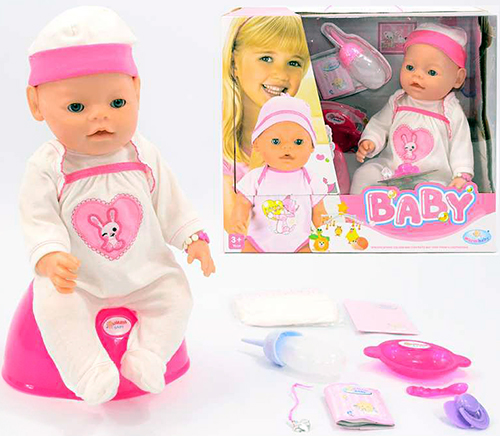 Кукла Warm Baby Lovely (Baby Doll)