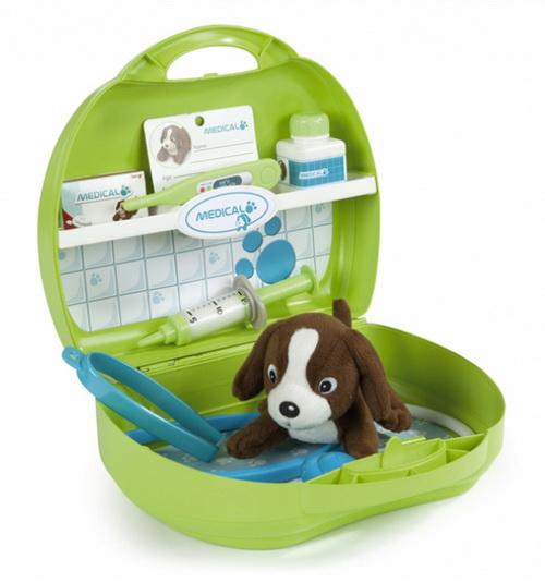 Набор доктора-ветеринара в чемоданчике 24657