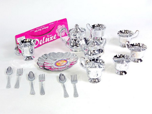 Набор посуды Delux в сумке 5203