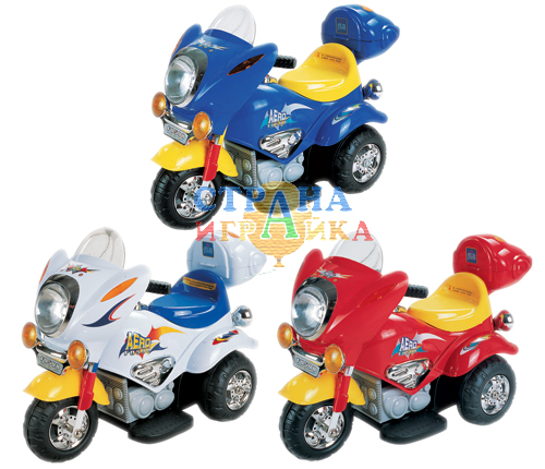 """Детский электромобиль для девочек и мальчиков """"Аэро"""""""