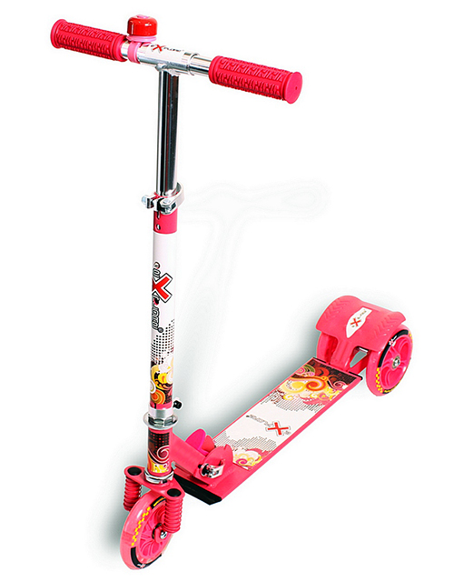 Детский трехколесный самокат OMNI Sport